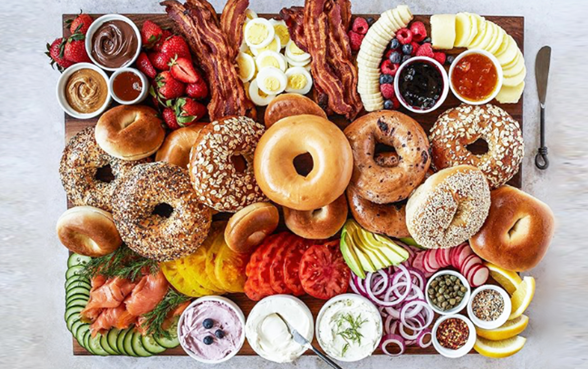 Brunch Boards: The Newest Food Trend Sweeping Instagram