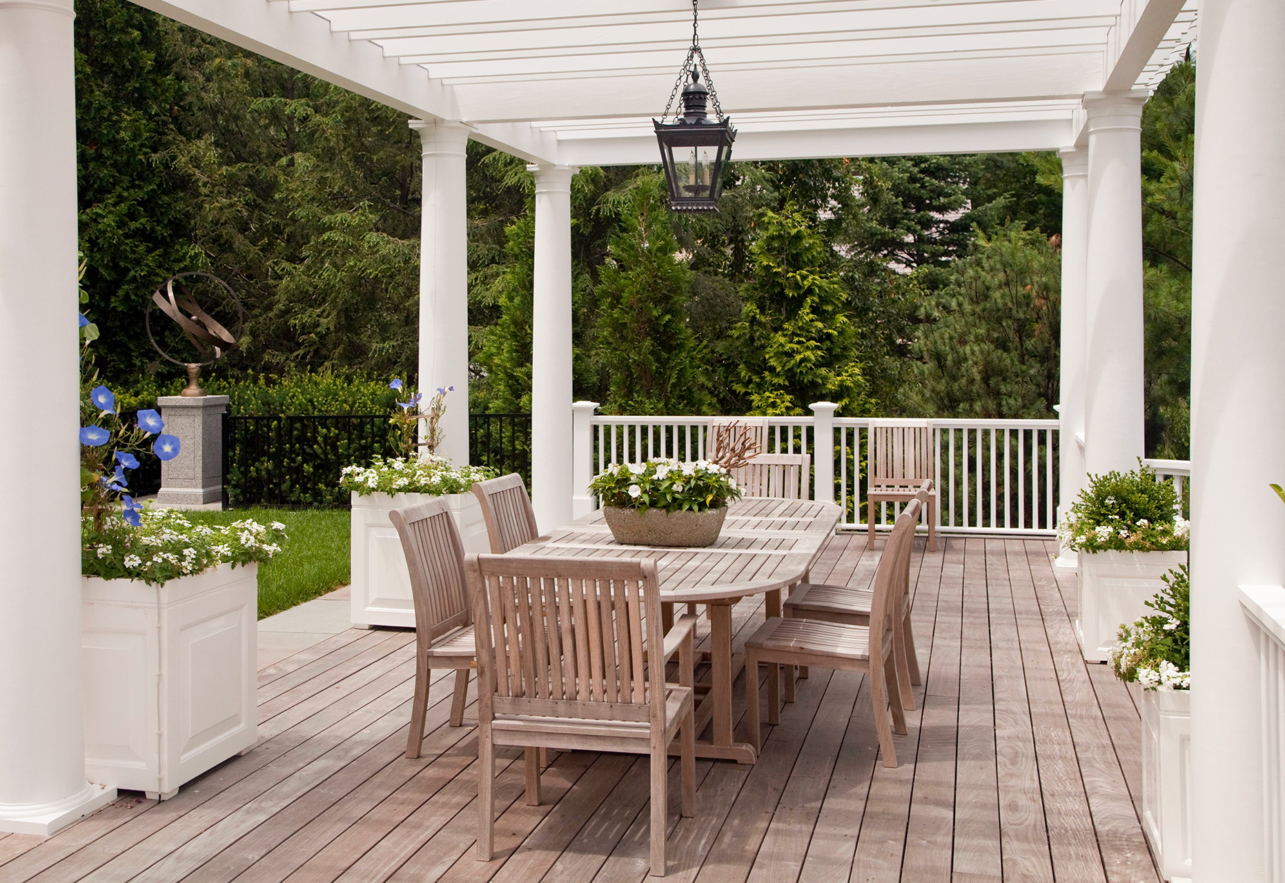 Pergola Decorating Ideas