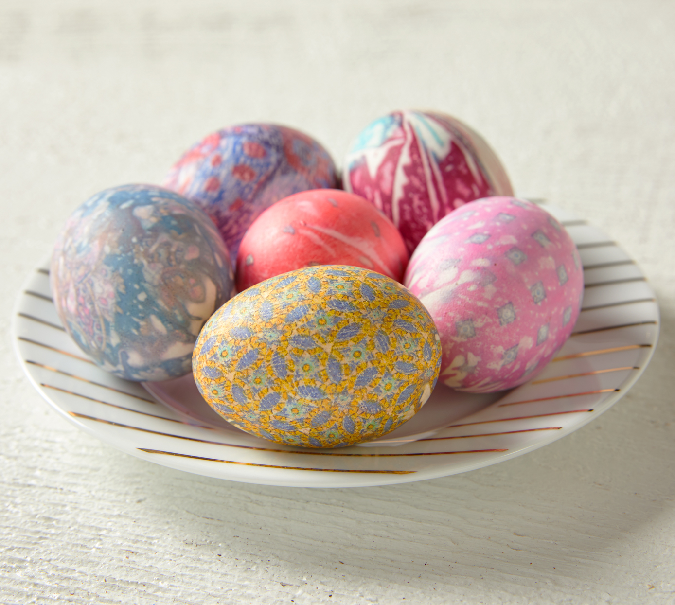 10 Creative Ways to Dye Easter Eggs  Better Homes & Gardens
