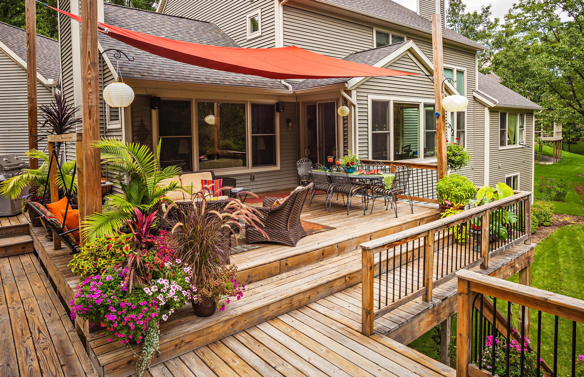 18 Deck Privacy Ideas For A Perfectly