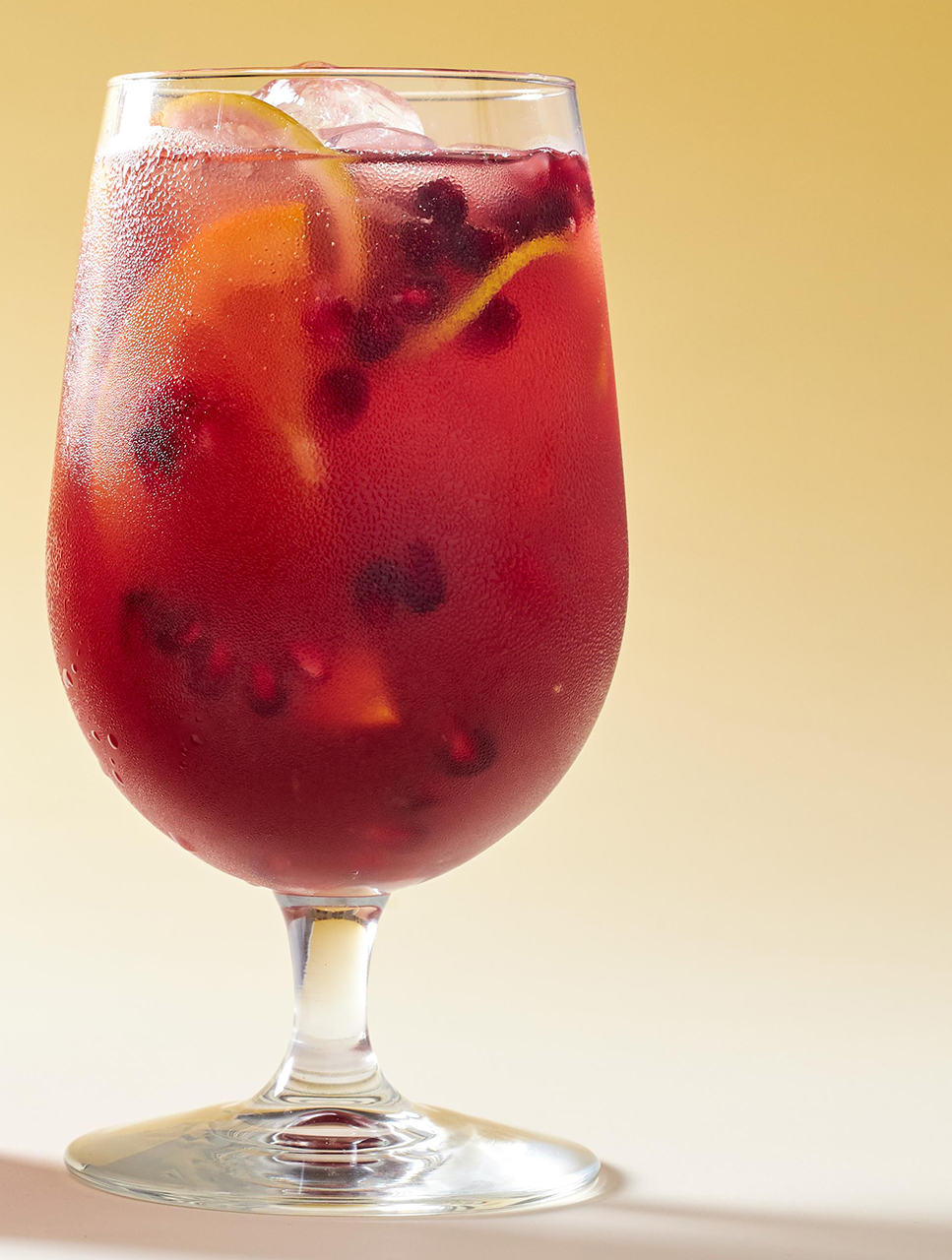 Pomegranate-Citrus Mock Sangria
