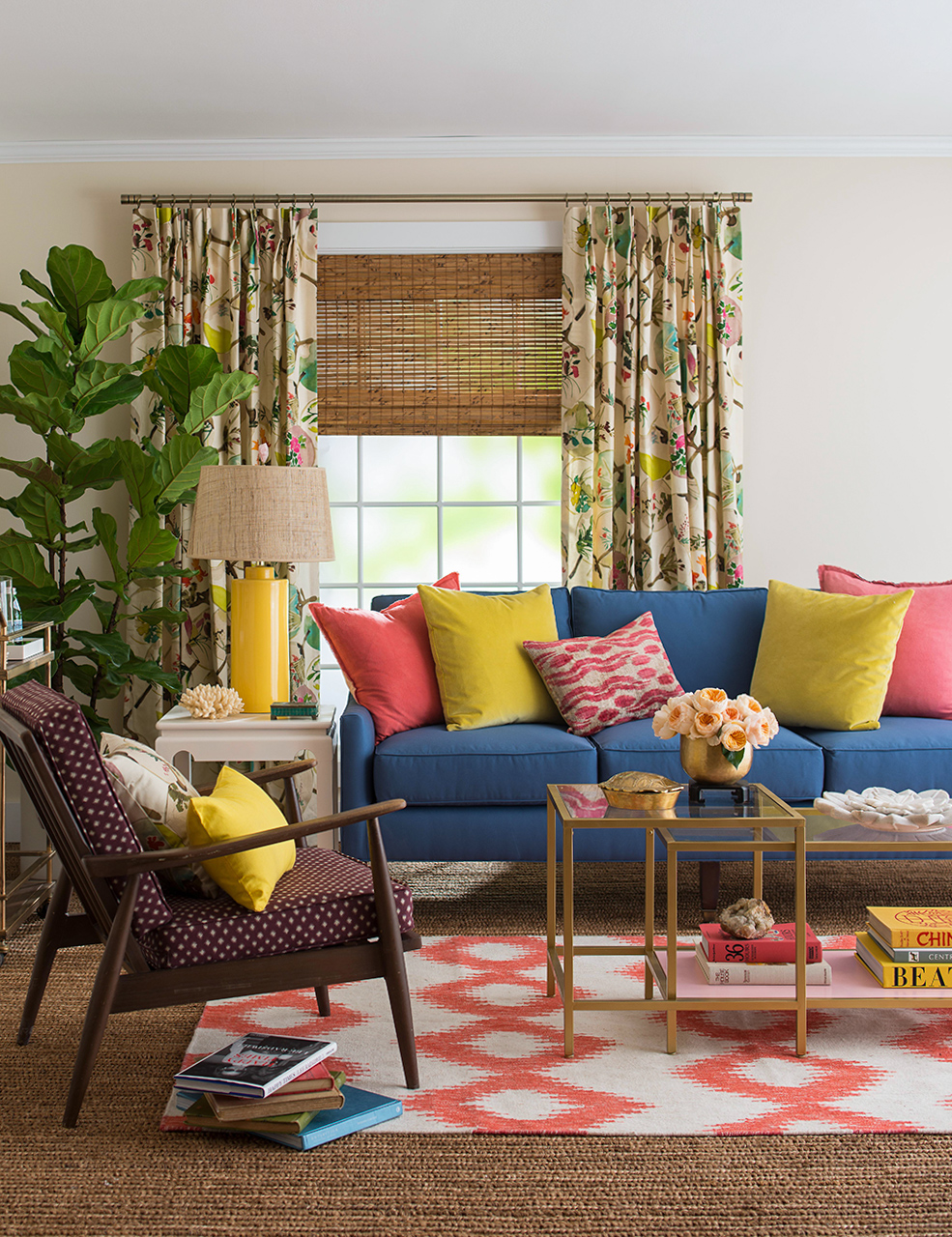 23 Yellow Living Room Ideas For A Bright Happy Space Better Homes Gardens
