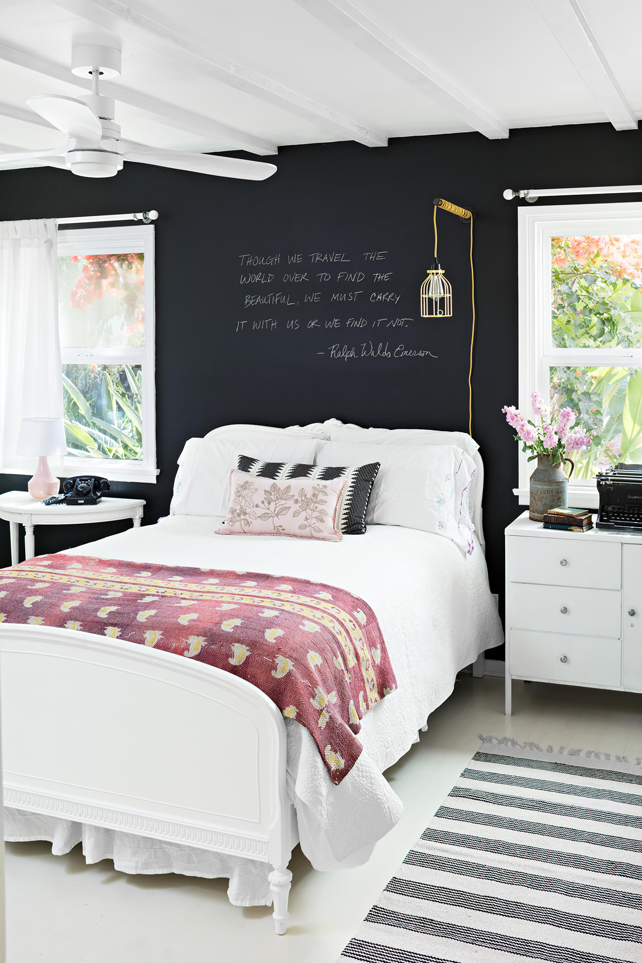 14 Small Bedroom Ideas To Make Your Space Feel Bigger Than It Really Is Better Homes Gardens