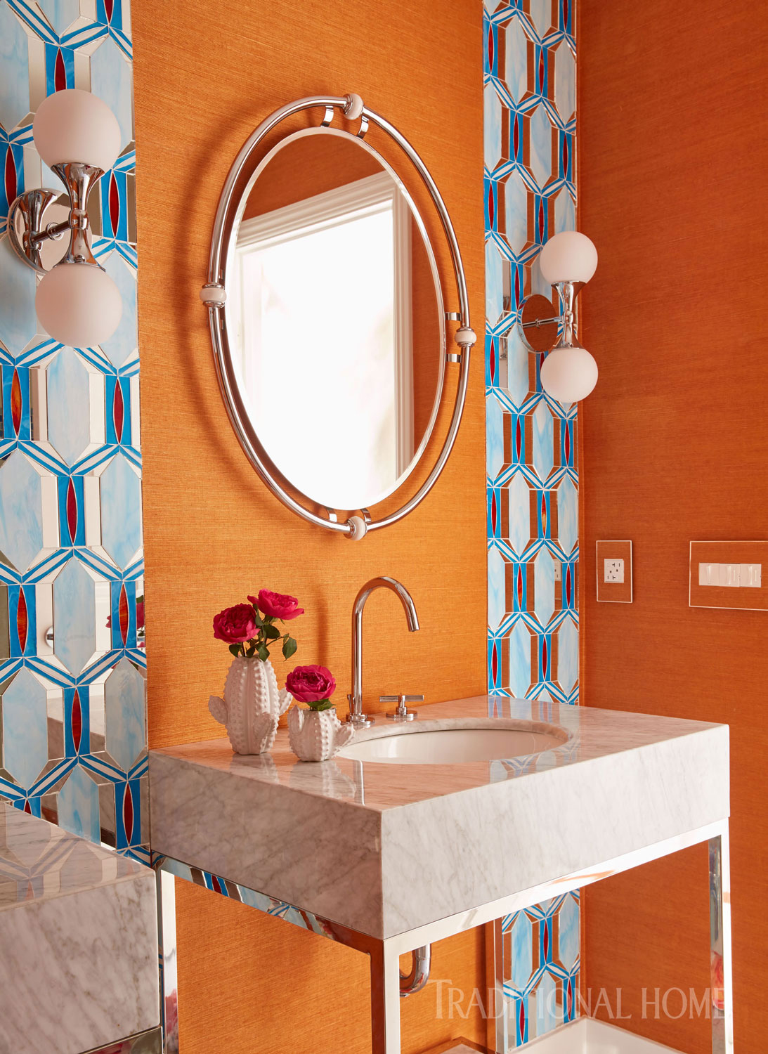 Bold Color and Pattern