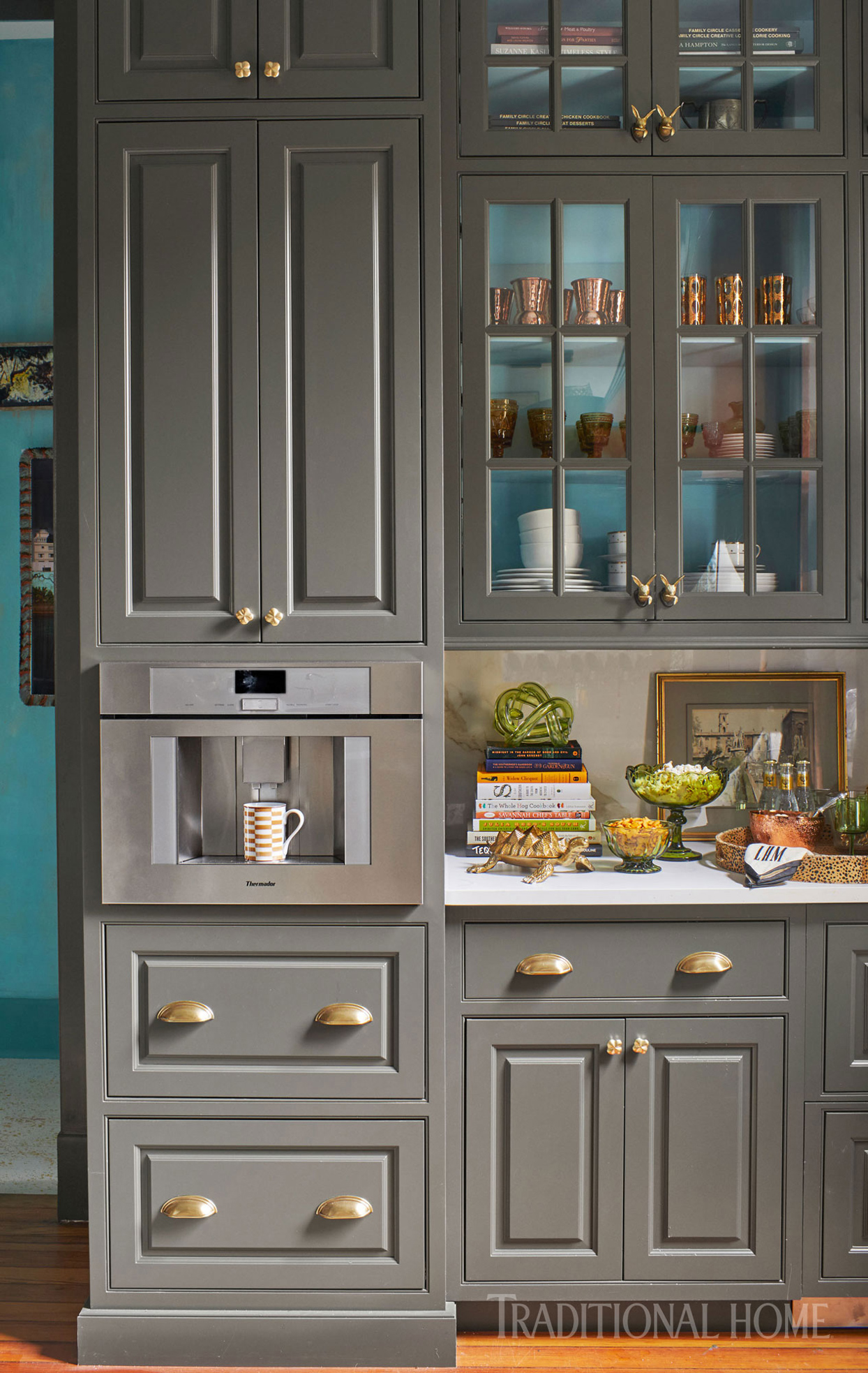 refrigerator drawers with built in coffeemaker