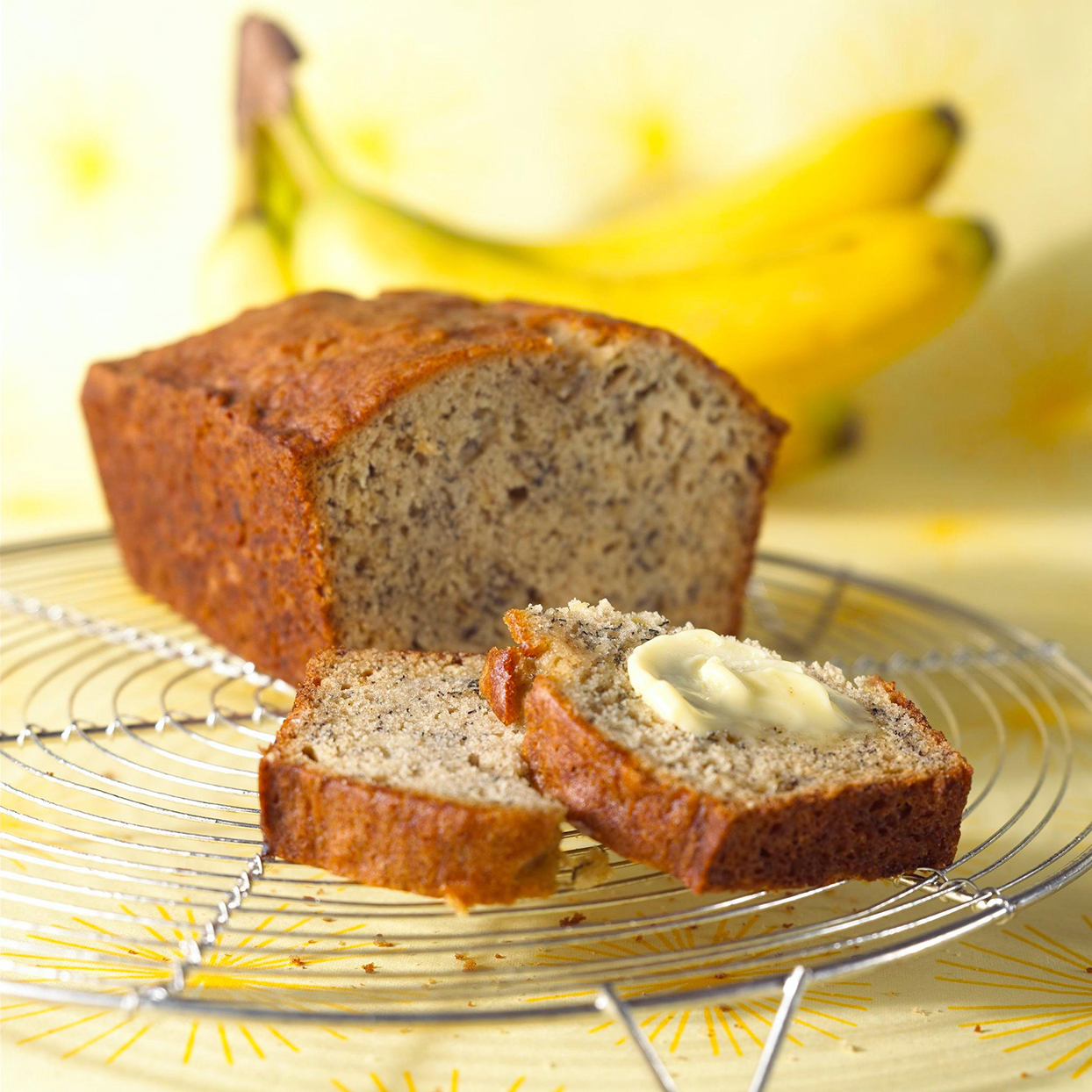 Bunch of Banana Bread
