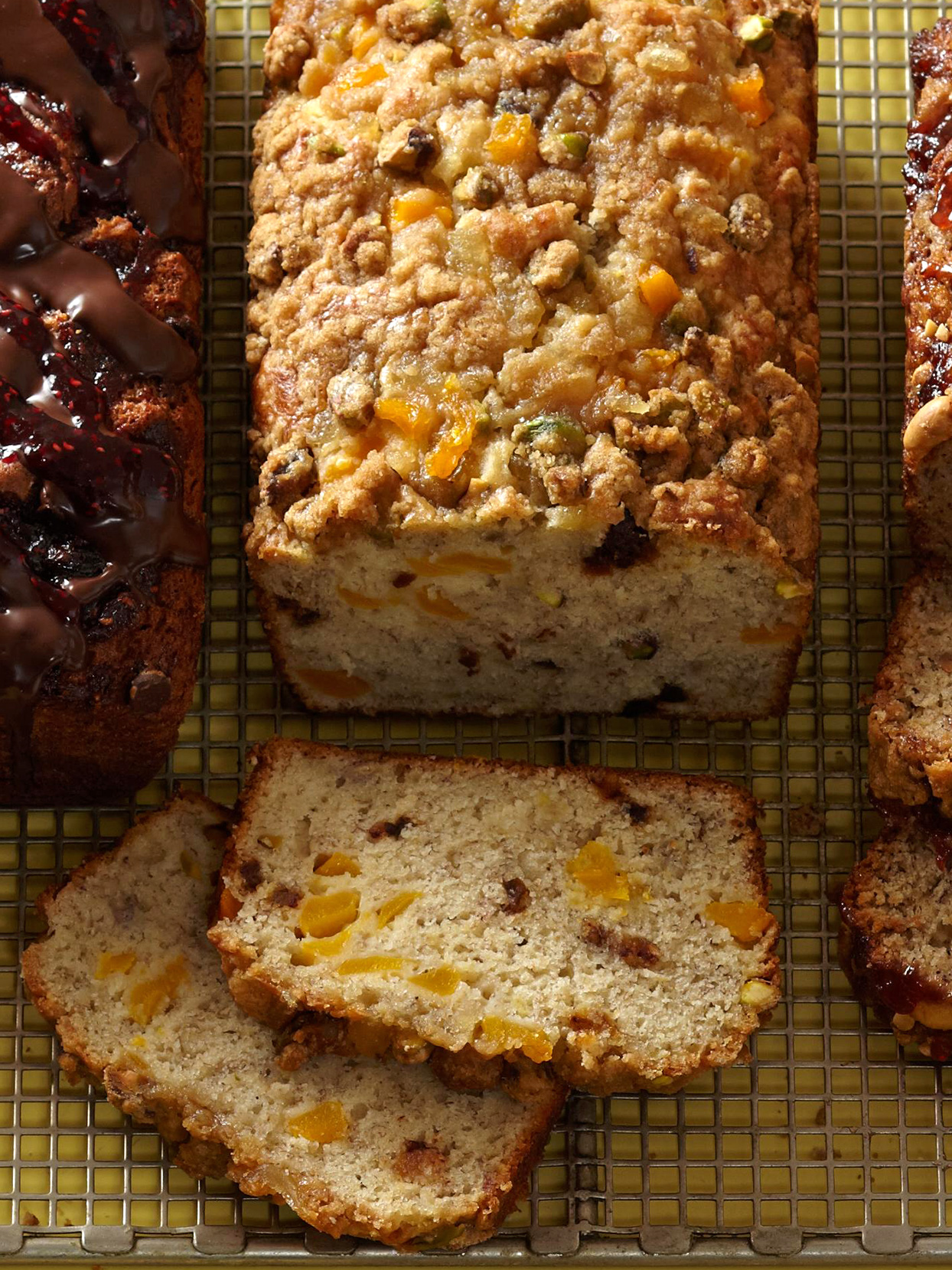 Mango-Ginger Banana Bread