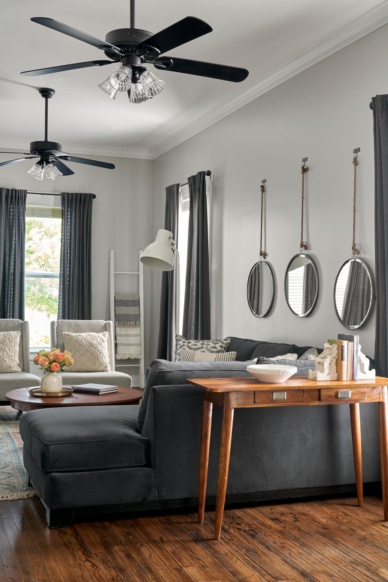 11 Gorgeous Gray Living Room Ideas for a Stylish Neutral Space