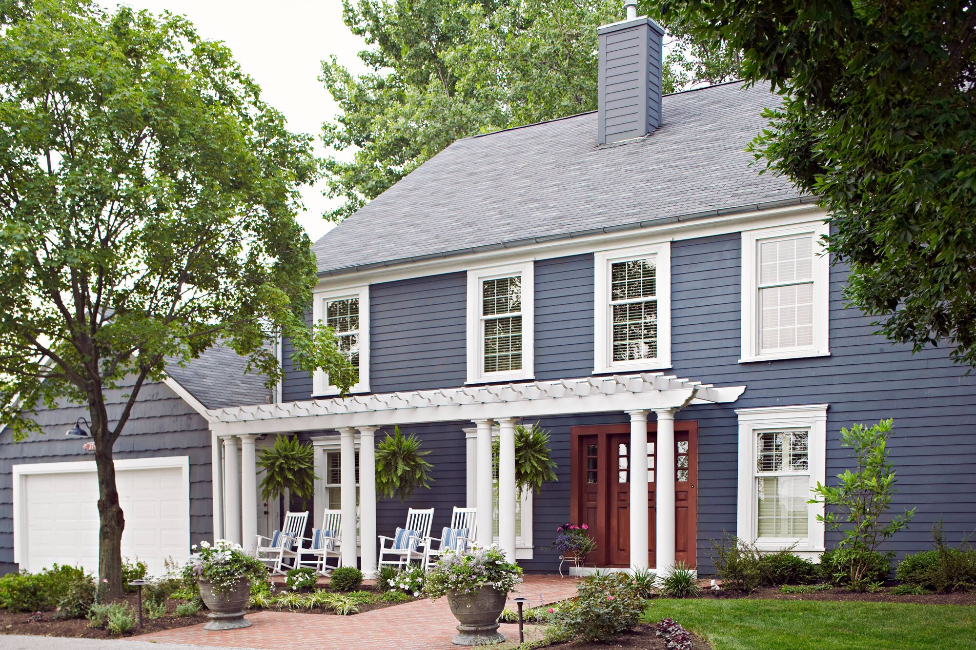 20 Exterior Entryway Designs With Charming Curb Appeal Better Homes Gardens
