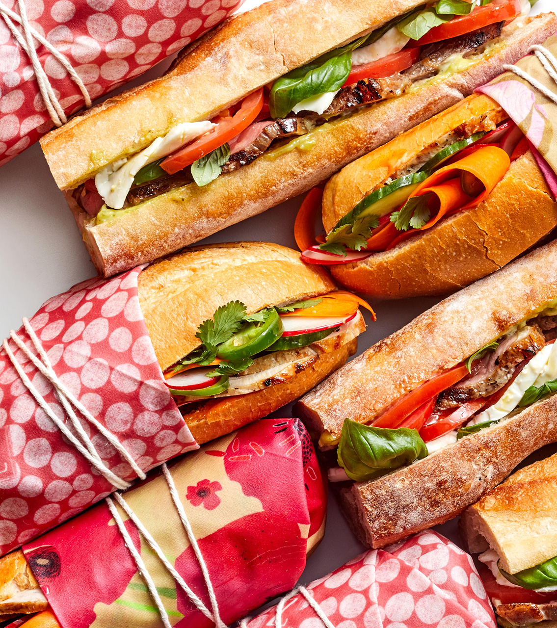 Pack-and-Go Hoagies