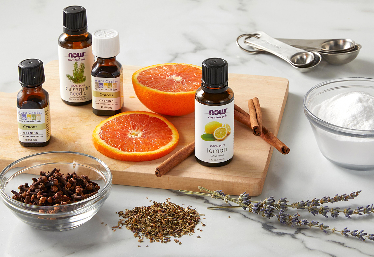 lavender essential oils ingredients
