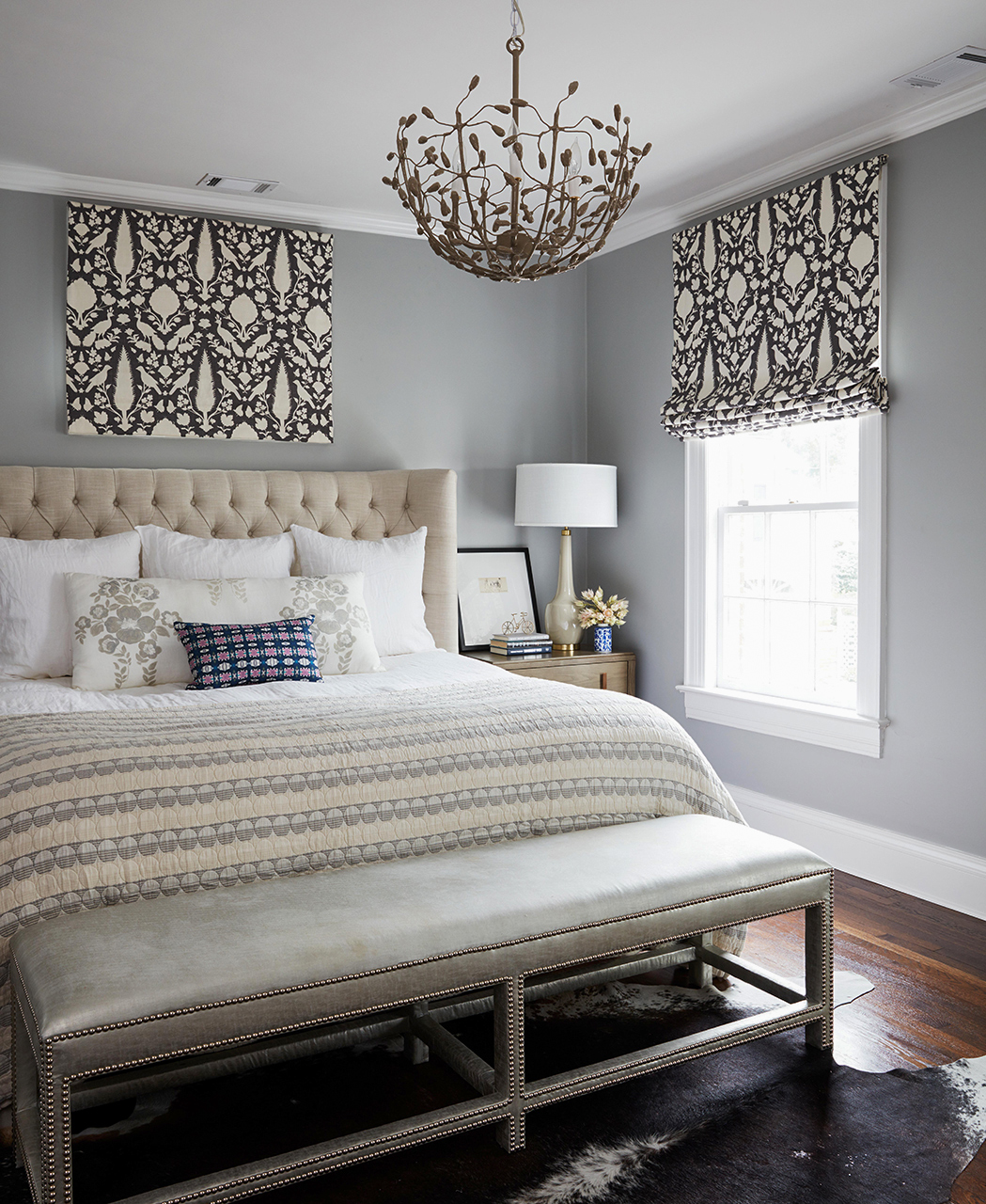 Standout Bedroom Paint Color Ideas for a Space That's