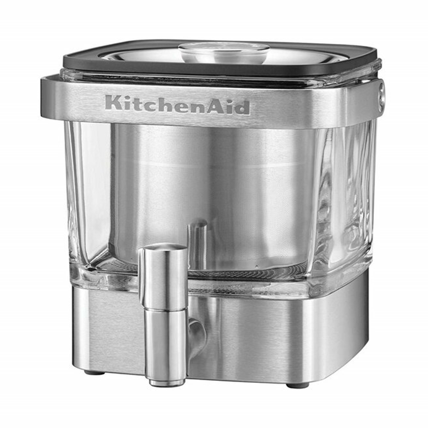 KitchenAid 28-Ounce Stainless Steel Cold Brew Coffee Maker