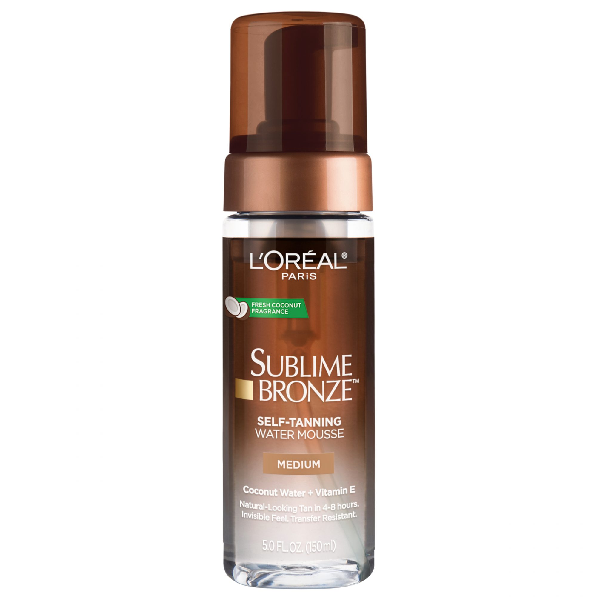 water mousse self tanner