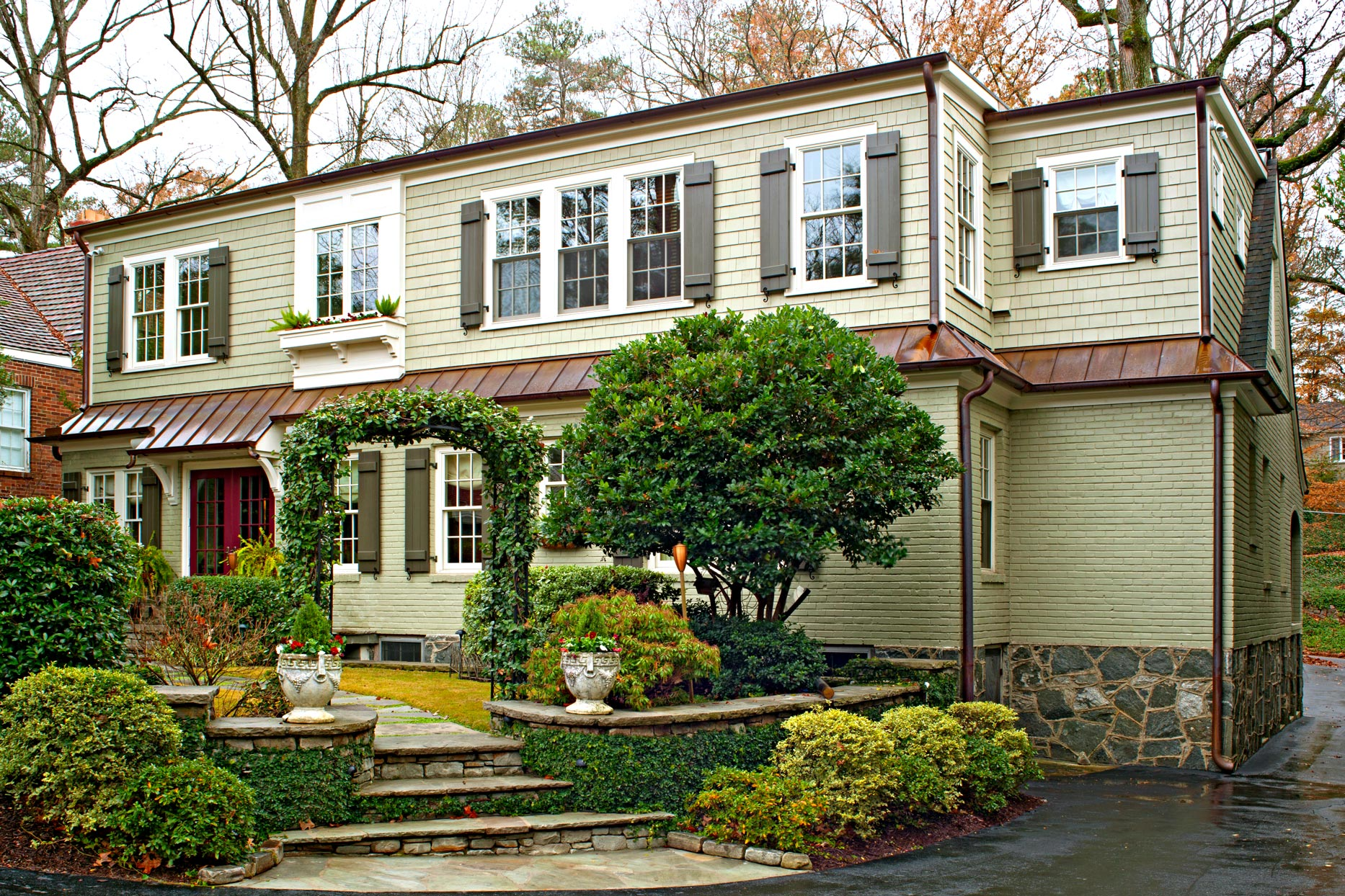 Curb Appeal in a Weekend: Add Shutters or Accent Trim