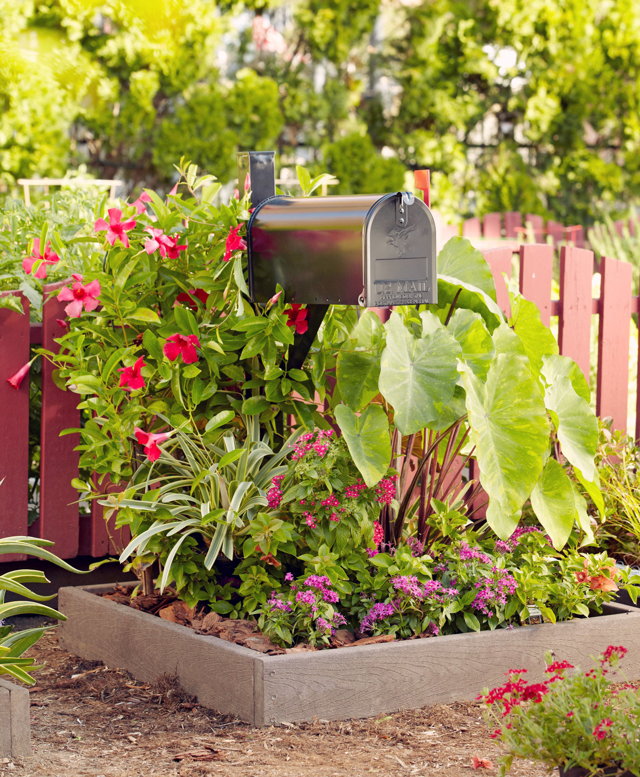 Curb Appeal in a Day: Do a Mailbox Makeover