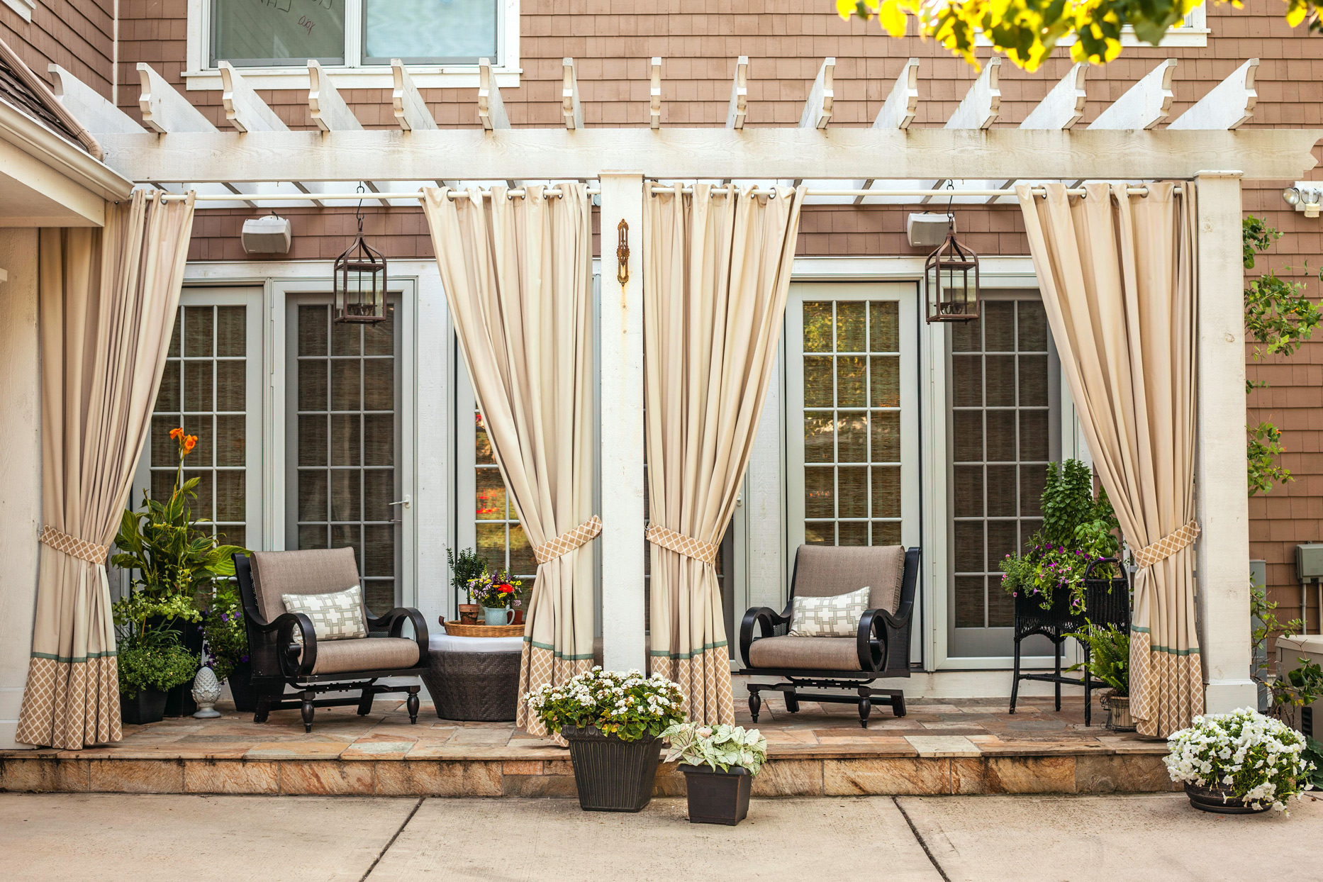 Easy Pergola Design Ideas