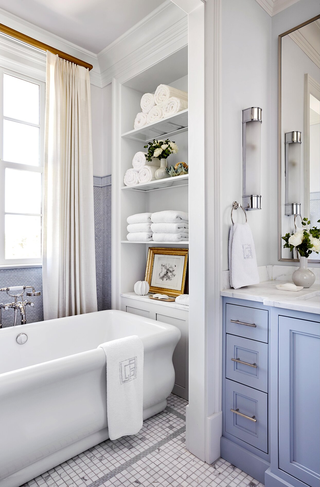 11 Bathroom Window Treatment Ideas to Dress Up Your Space  Better