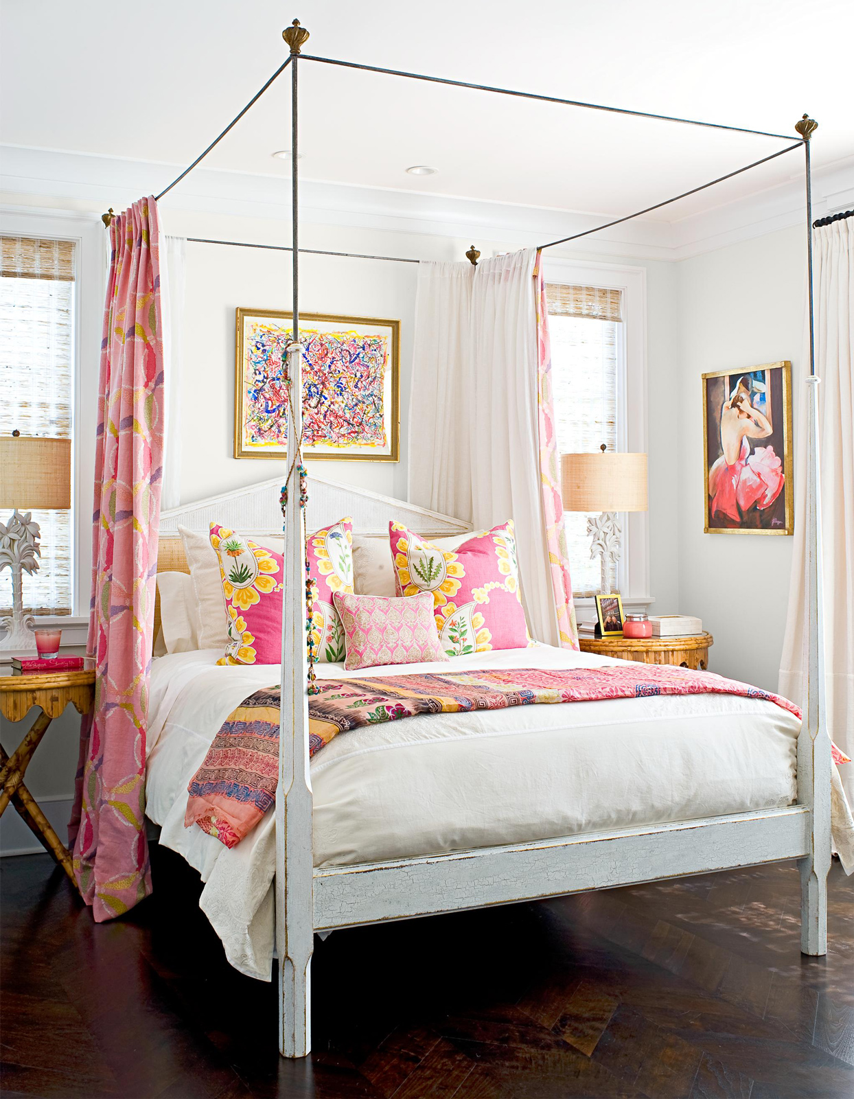 Colorful Boho Decor