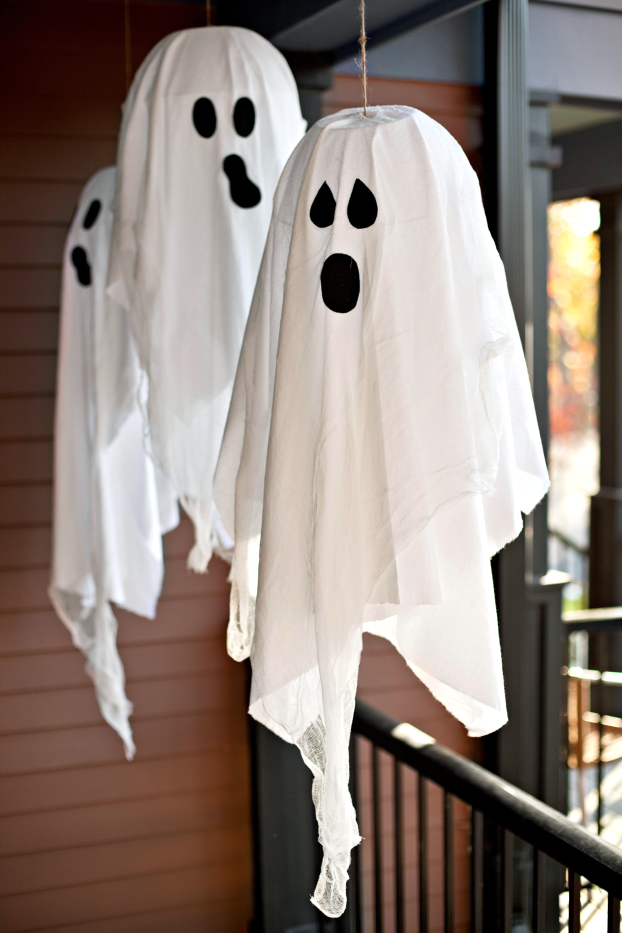 Front Entry Ghosts