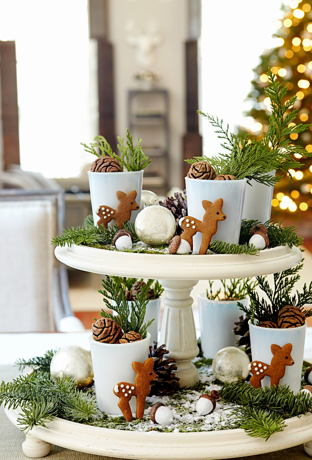 Better Homes And Gardens Christmas Dishes 2020 Easy to Make Christmas Centerpieces | Better Homes & Gardens