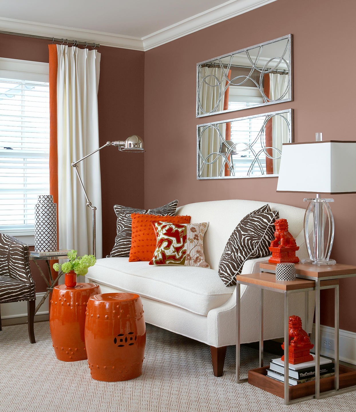 What Colors Go With Orange 16 Bright Bold Combinations To Try Better Homes Gardens