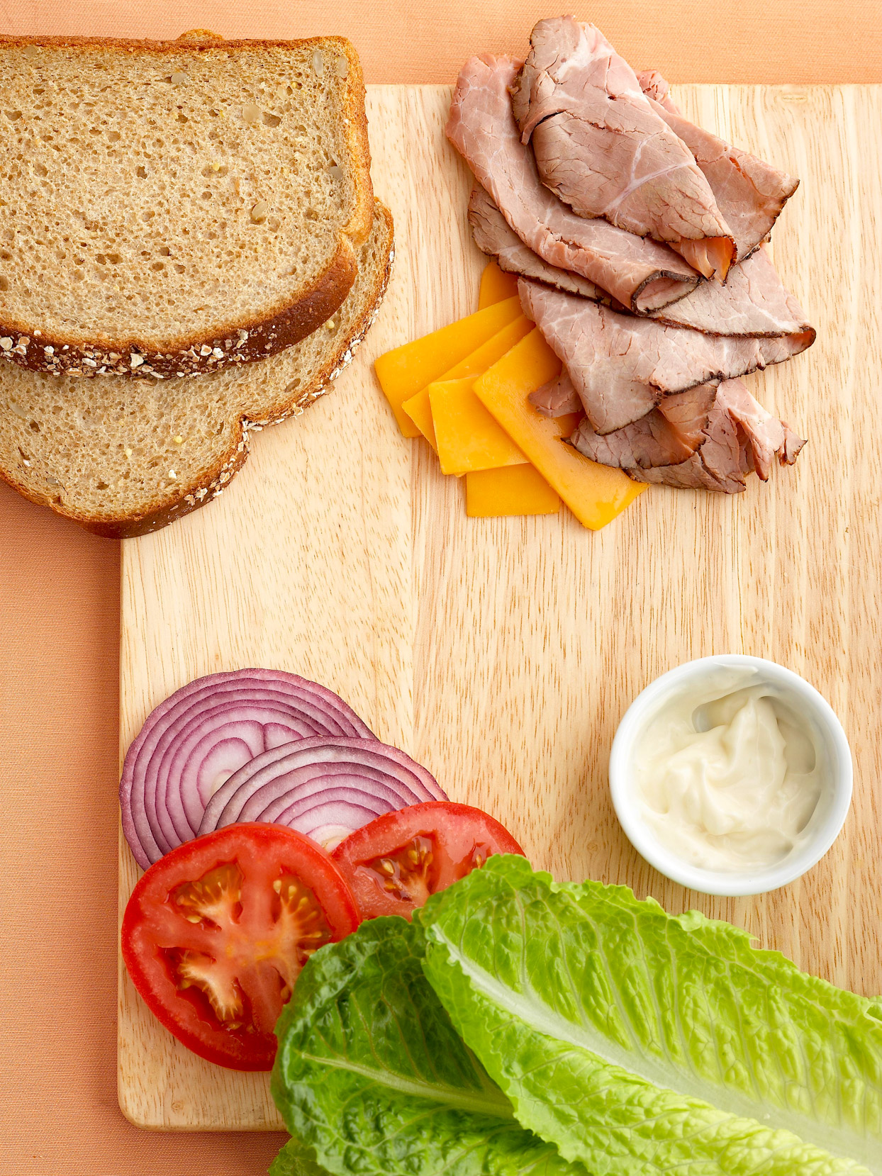 How To Make A Healthy Sandwich Better Homes Gardens