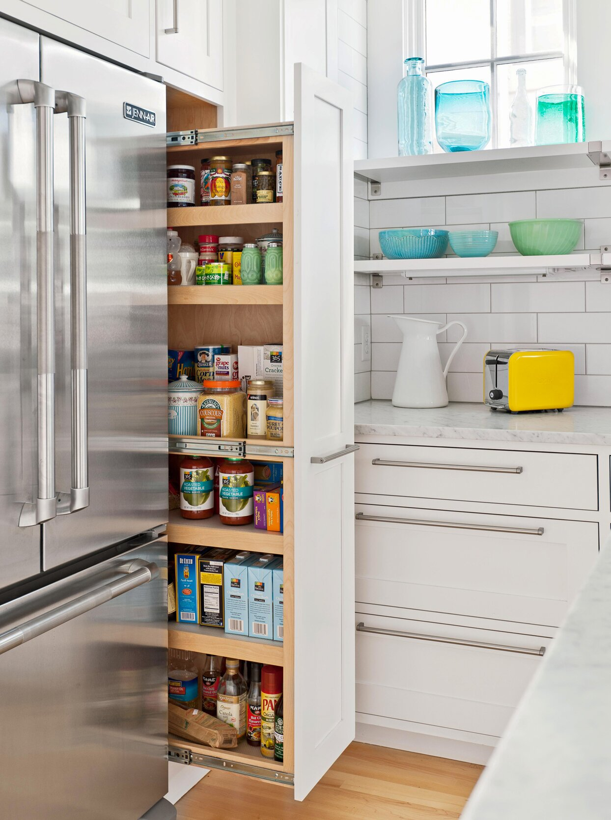 23 Kitchen Pantry Ideas For All Your Storage Needs Better Homes Gardens