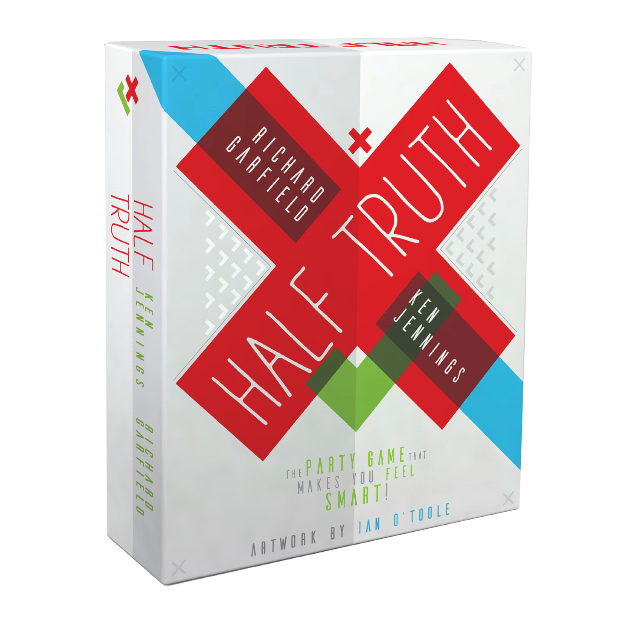 half truth board game