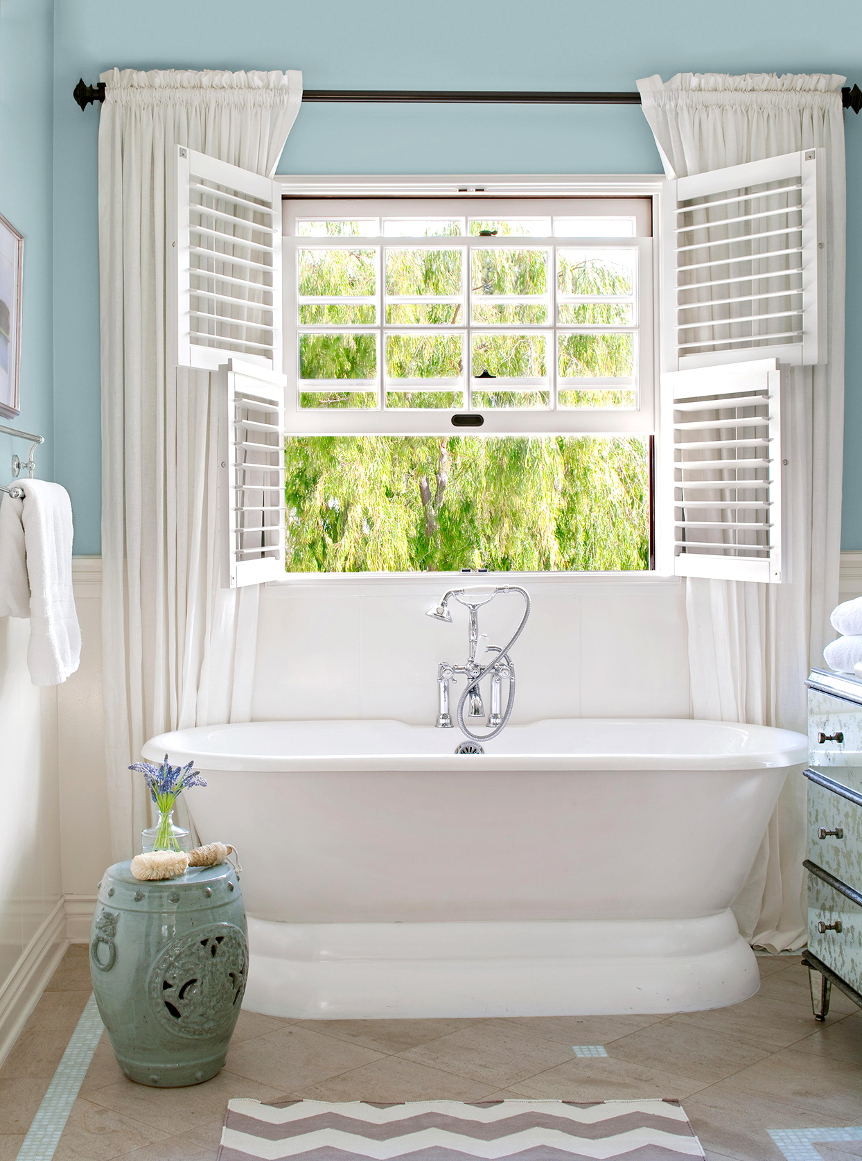 12 Bathroom Window Treatment Ideas to Dress Up Your Space  Better