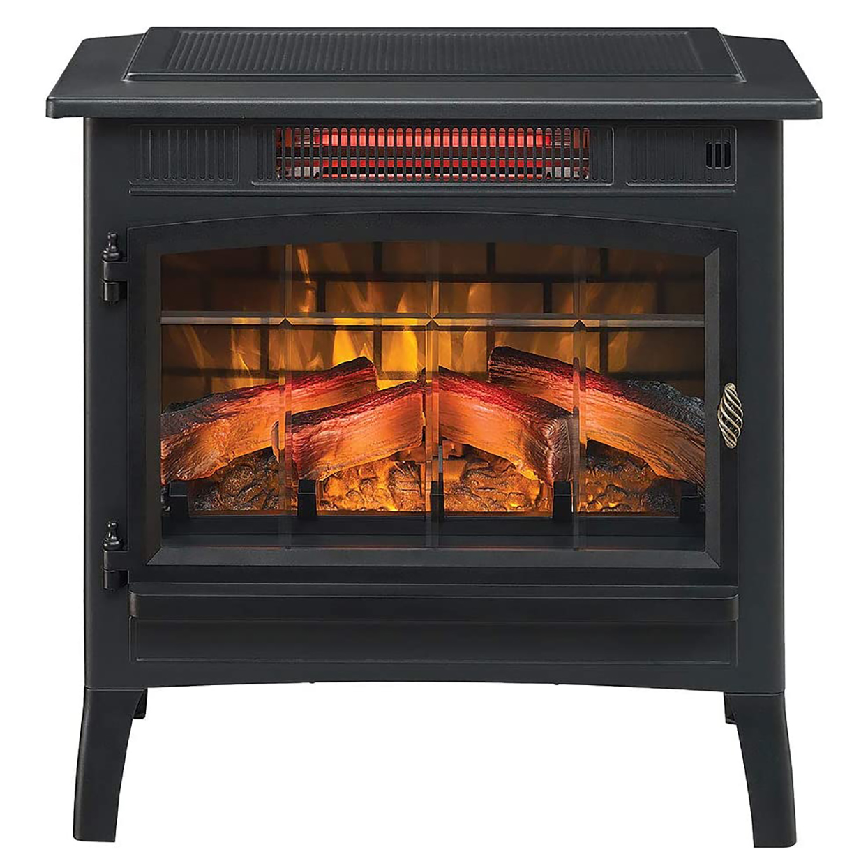 10 Best Electric Fireplaces In 2020 According To Reviews Better Homes Gardens