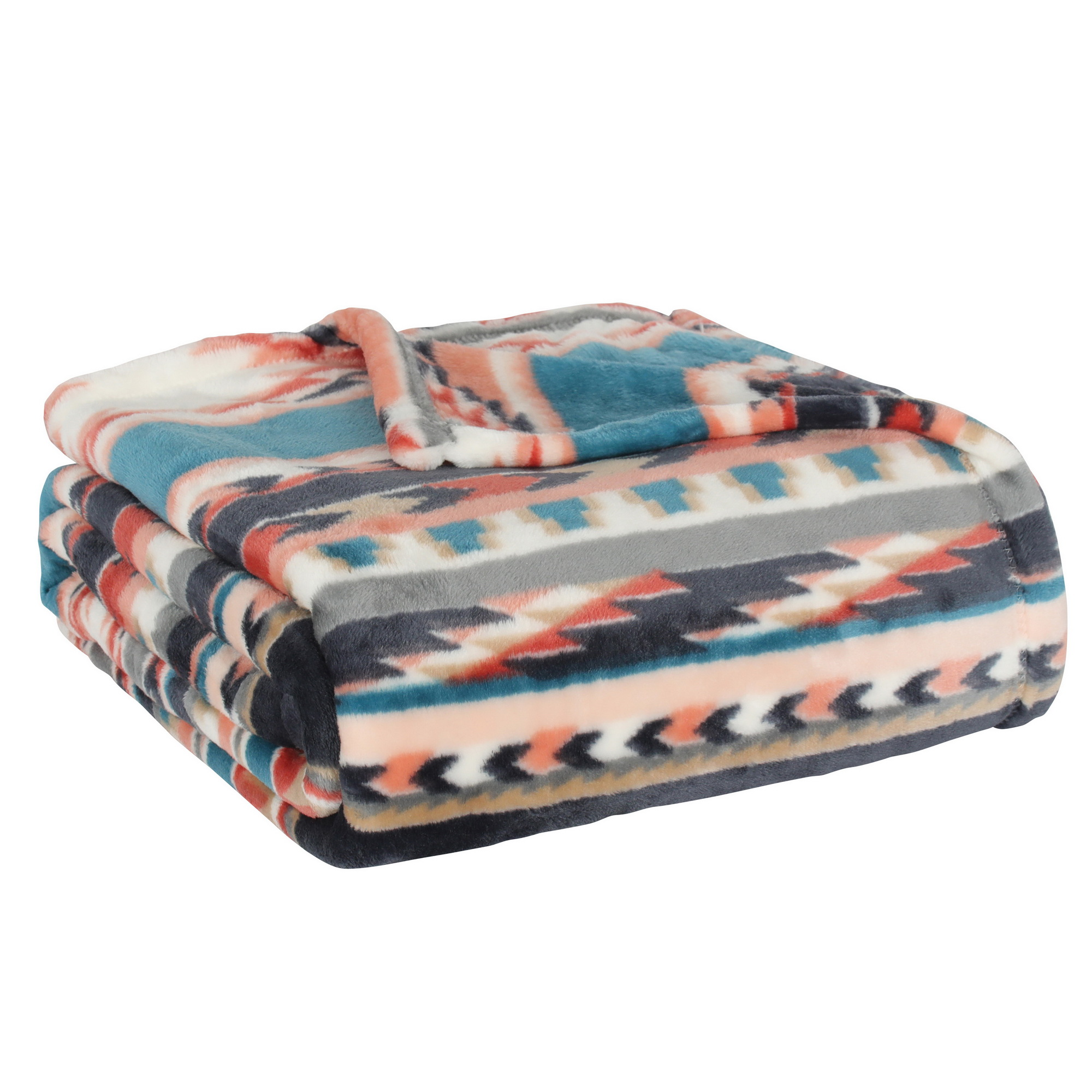 Better Homes & Gardens Oversized Velvet Plush Throw Blanket
