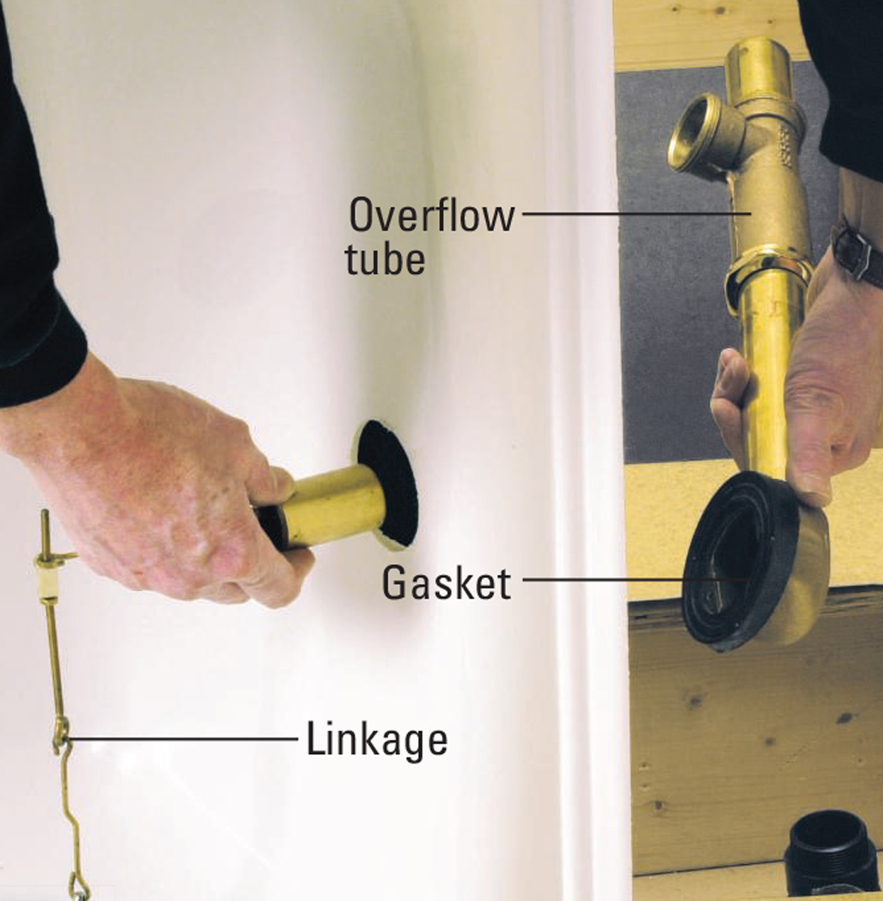 dry fit tubes