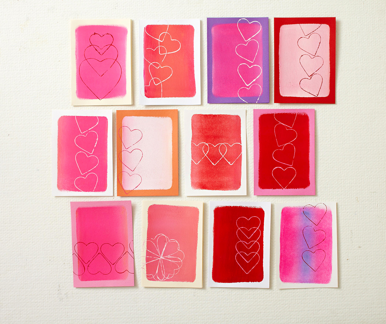 cookie cutter valentine cards
