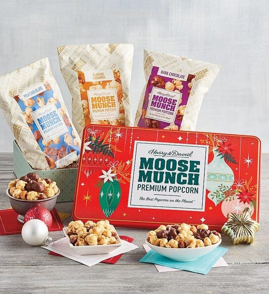 harry and david moose munch christmas box