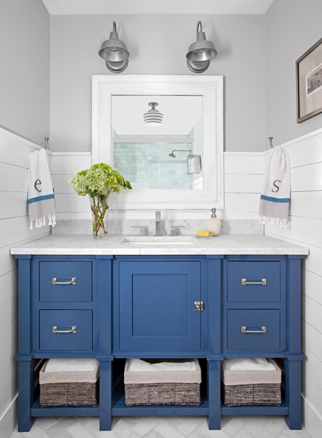 Our Favorite Bathroom Backsplash Ideas For Every Style And Budget Better Homes Gardens