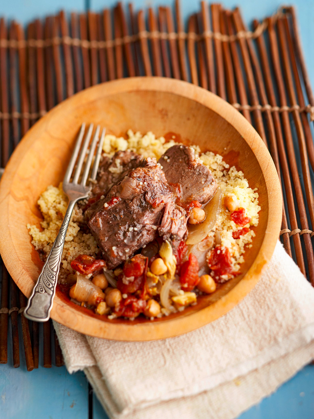 Moroccan-Style Beef Short Ribs