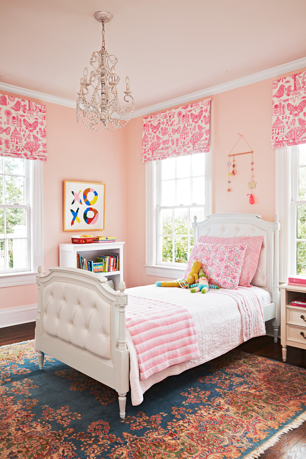 Kid S Bedroom Ideas For Girls Better Homes Gardens