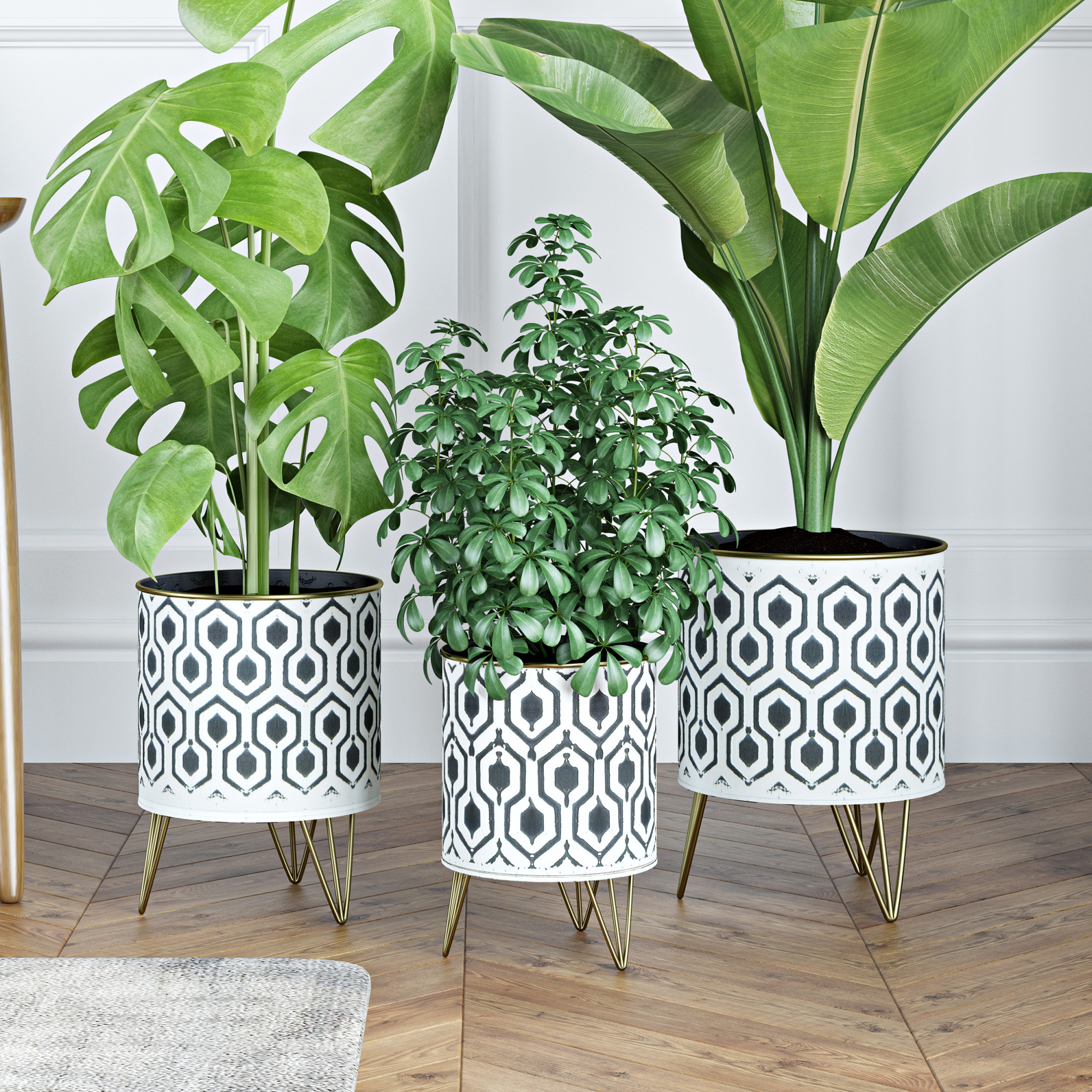 7 Beautiful Indoor Planters You Need From Walmart's New Collection | Better Homes & Gardens
