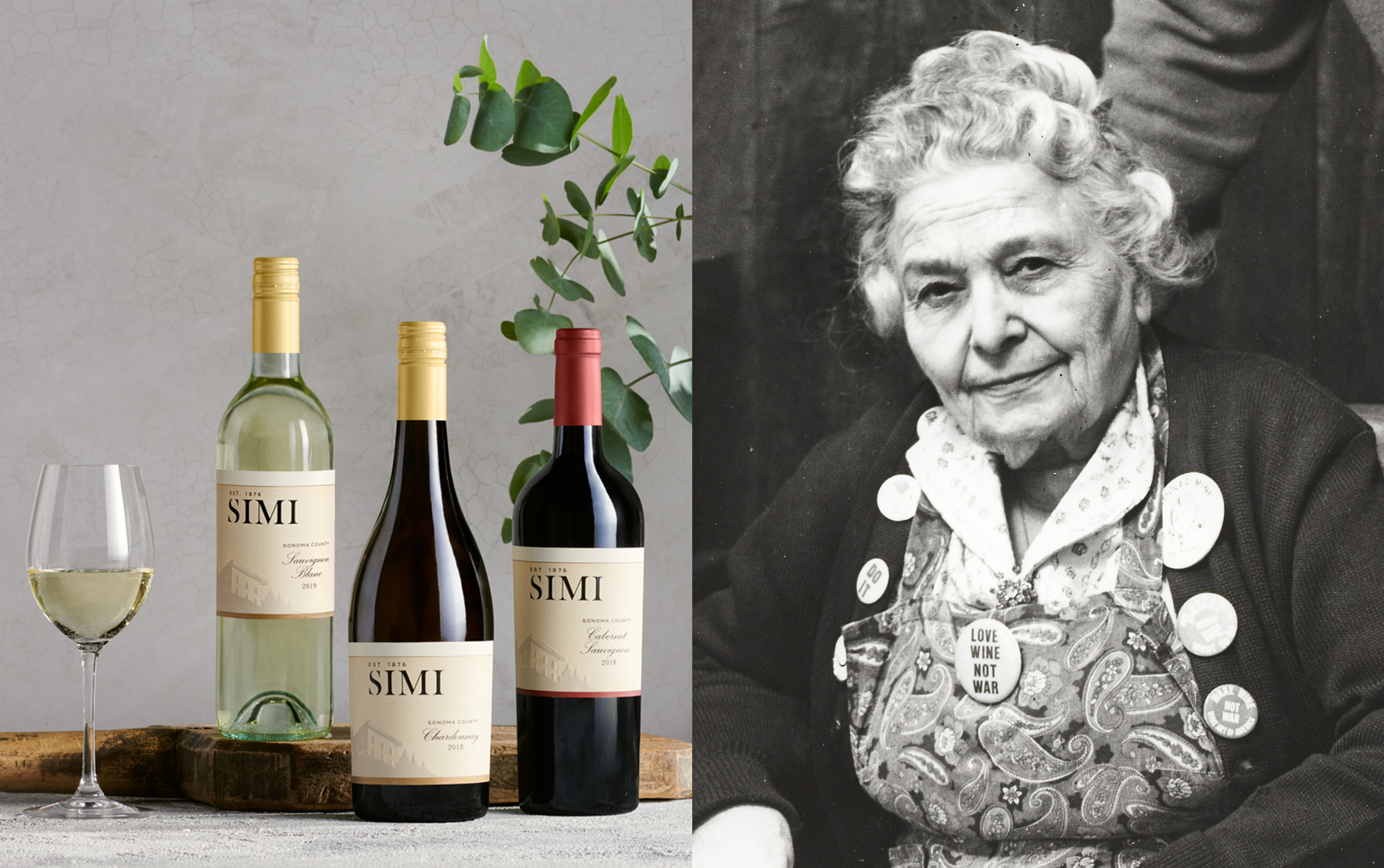 Isabell Simi and Simi wines