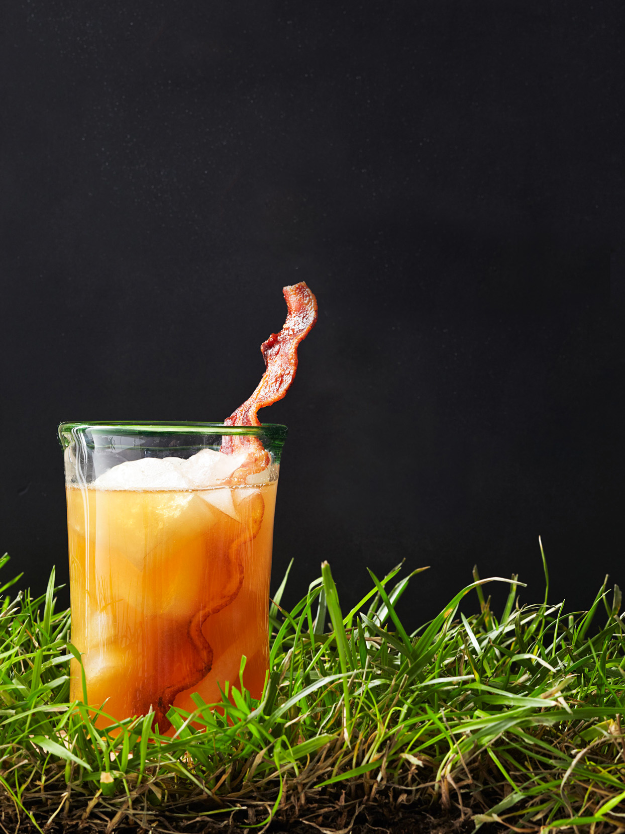 Smoked Bacon Rye Sour