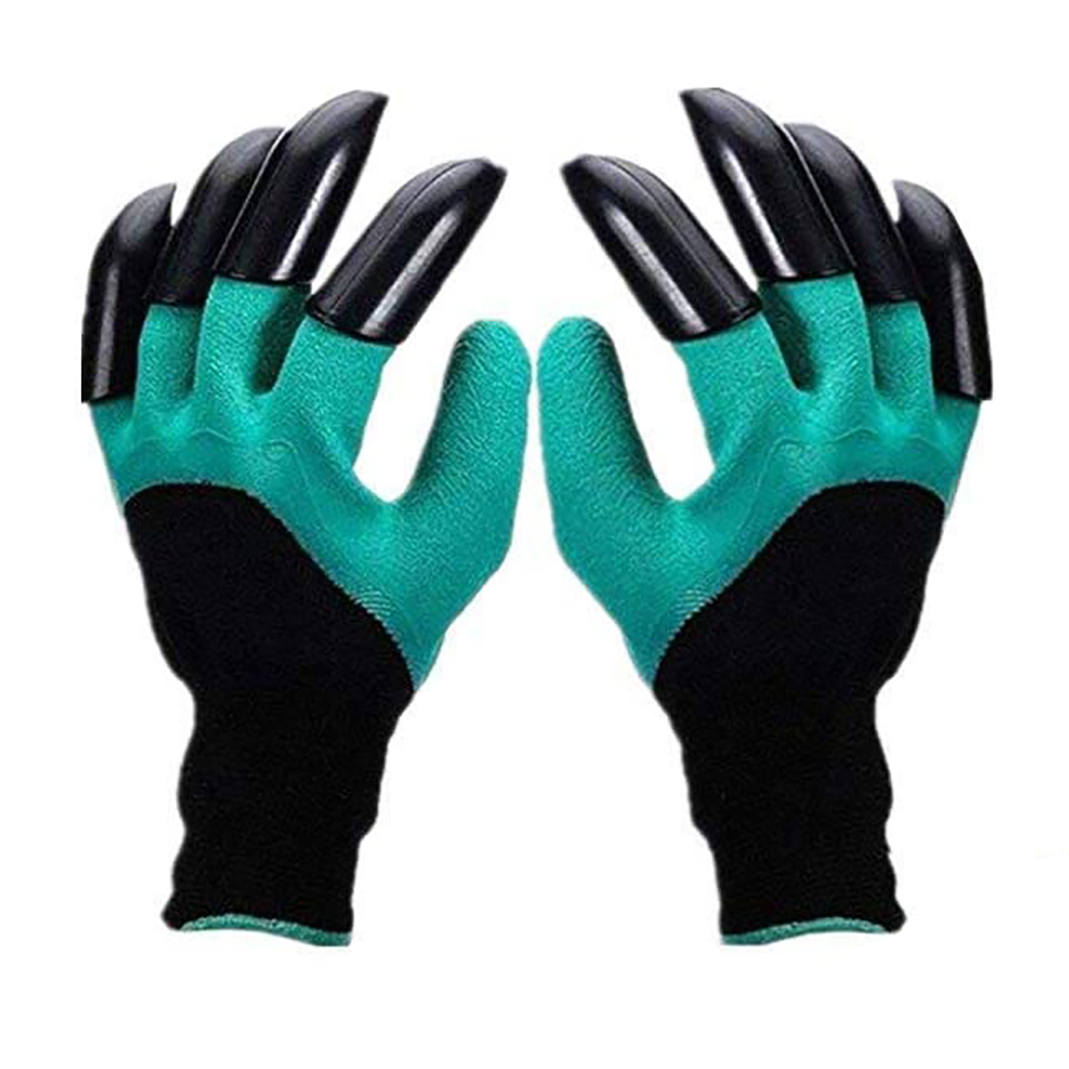 Garden Genie gardening gloves with claw