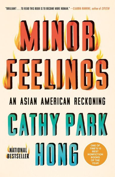 cover of Minor Feelings: An Asian American Reckoning