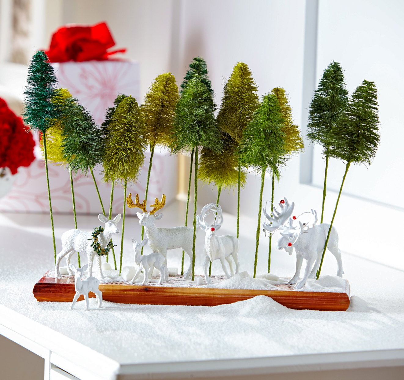 Mini Holiday Forest