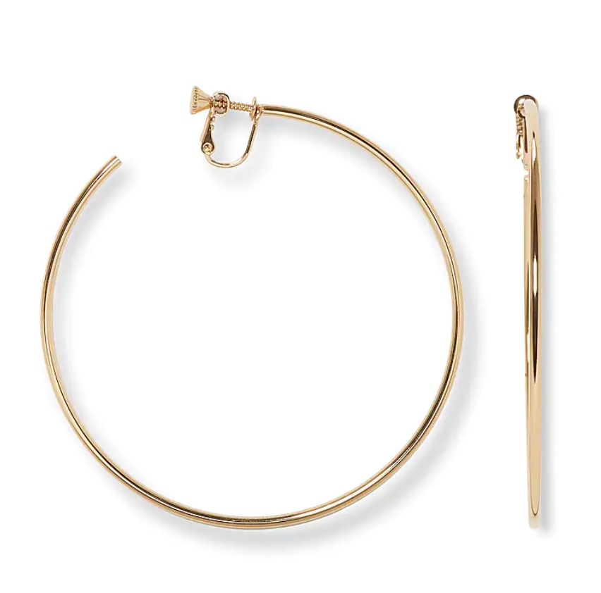 vince camuto hoops