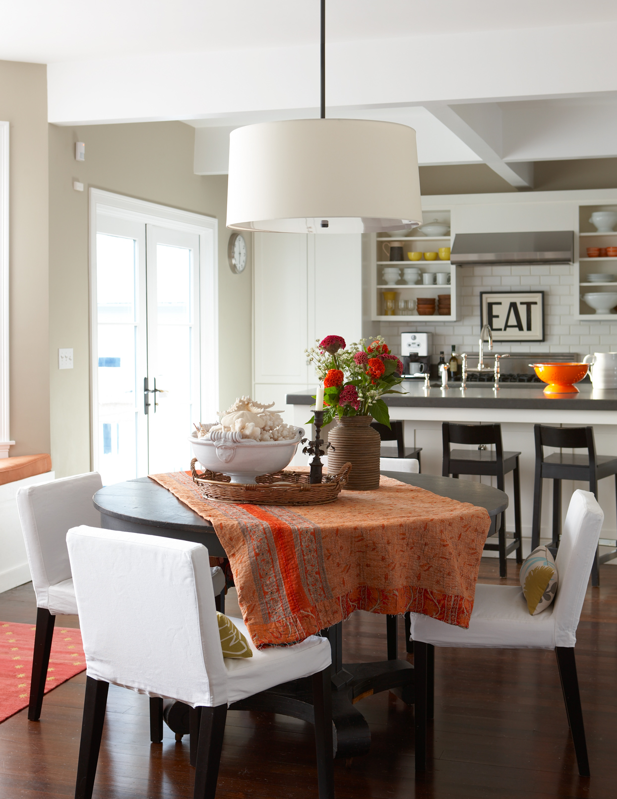 dining kitchen chairs table cloth