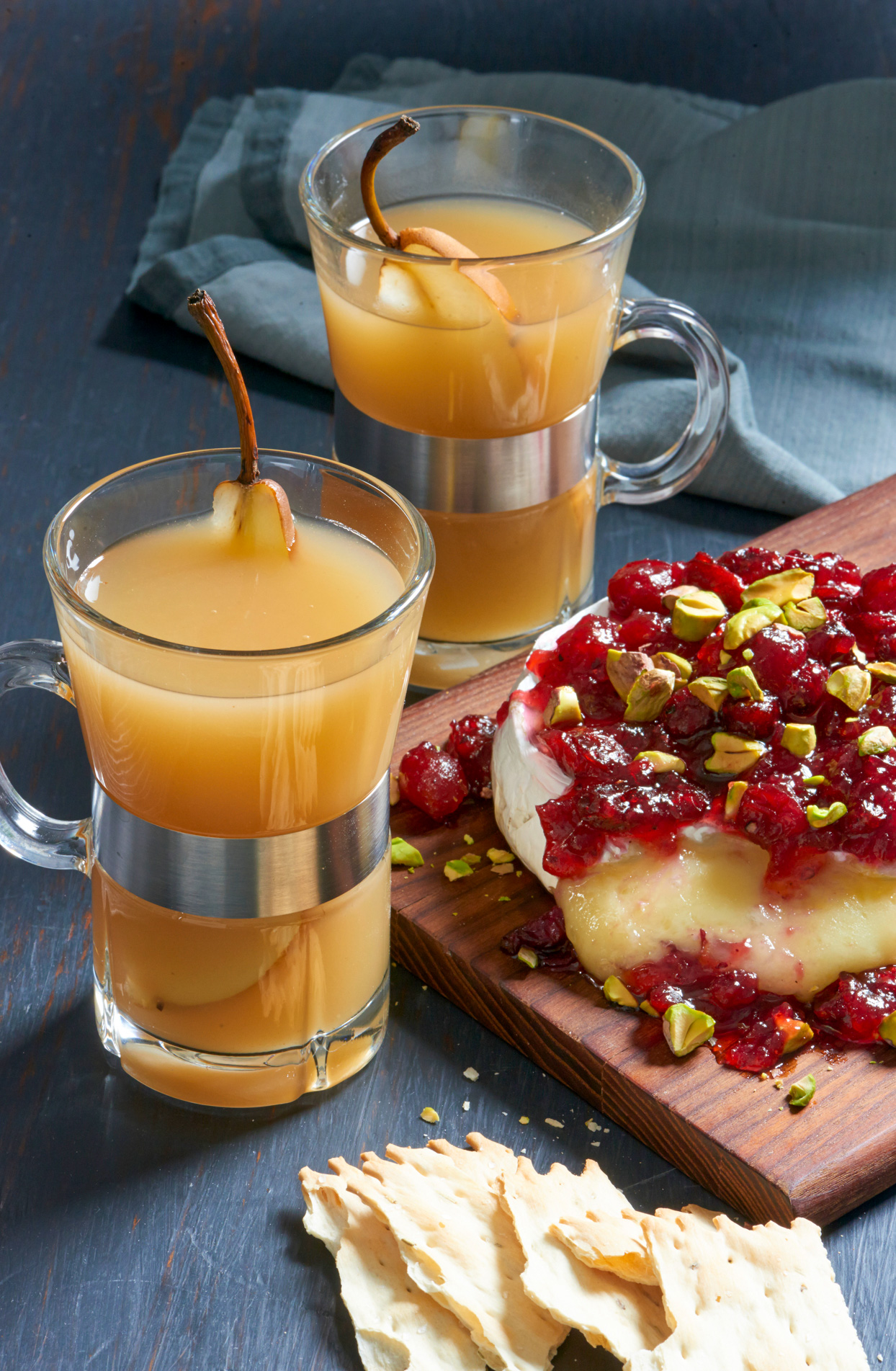 Pear-Ginger Toddy