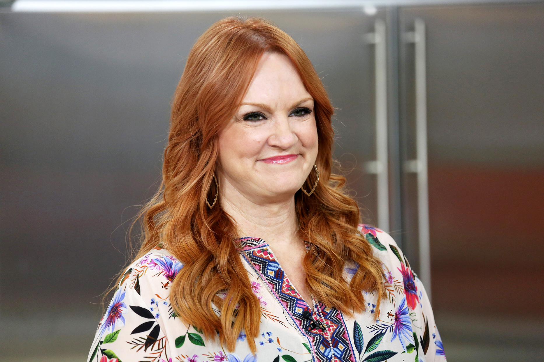 Food Network Star Ree Drummond appearing on the Today Show in 2019