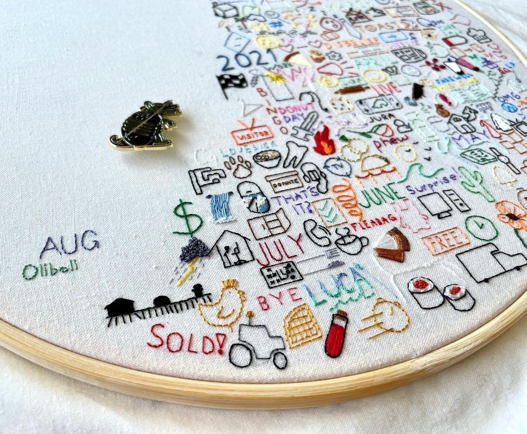 embroidery images
