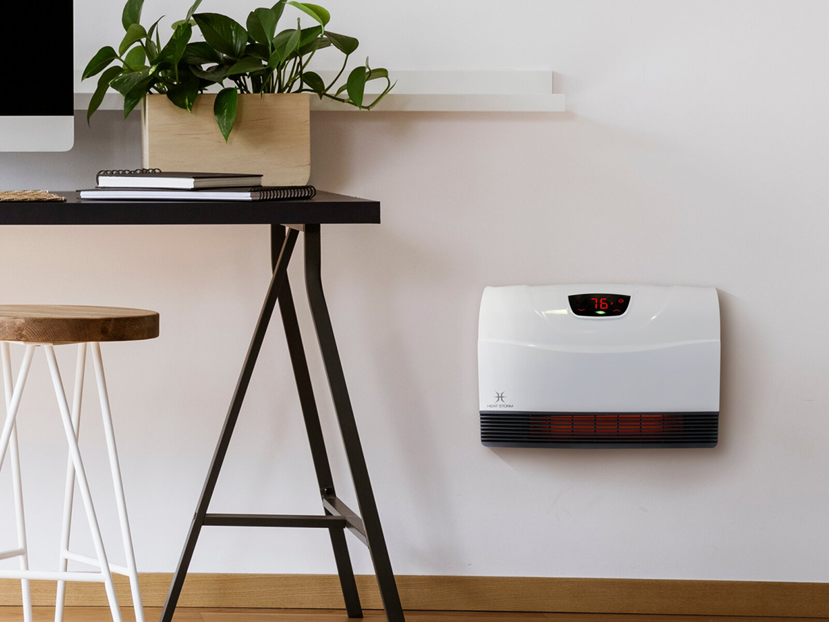 Hot + Cool Air Purifier, Heater and Fan